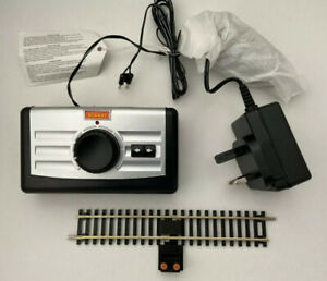 NEW/UNUSED Hornby R8250 Train Controller + P9000 Transformer & R8026 Power Track