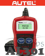 AUTEL AL301 Car Engine Fault Diagnostic Scanner Auto Code Reader OBD2 Scan Tool