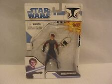 Star Wars - The Clone Wars  Anakin Skywalker Keychain  NOC  (716DJ43)  18203