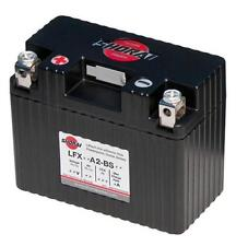 Shorai Lithium Iron Extreme-Rate Battery LFX09A2-BS12