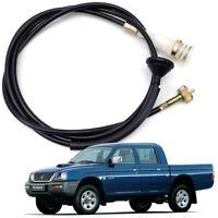 Speedo Meter Cable Speedometer Fits Mitsubishi L200 Strada 2.8 4WD K74 1996 2005
