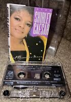 SHIRLEY CAESAR - LIVE CASSETTE TAPE I REMEMBER MAMA WORD MUSIC GOSPEL