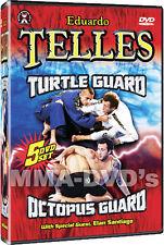 Eduardo Telles - Turtle & Octopus Guard Dvds Brand New!