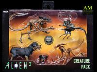 NECA ALIEN 3 -  CREATURE PACK - ACCESSORY PACK - NEU/OVP