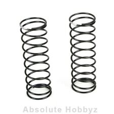Team Losi Racing Rear Shock Spring, 3.4 Rate, Silver - TLR5171