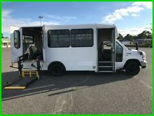 2011 Ford E-Series Van Base Cutaway Van 2-Door