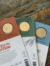 2020 Banjo Paterson Three Coin Set - 50cent - Uncirculated