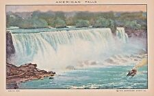 ANTIQUE American Falls, Niagra Falls The Shredded Wheat Co. Series 335 Postcard