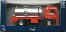 NewRay - MAN F2000 LKW Tanker / Tankwagen orange 1:43 Neu/OVP