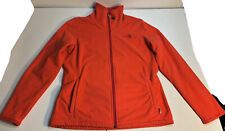 Womens THE NORTH FACE Morningside Full-Zip Fleece Jacket Coral Color Size L
