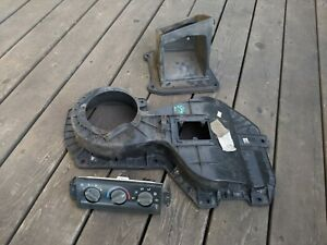 1998-05 S10 Blazer GMC Sonoma Jimmy AC Delete Heater Box Control Head SWAP PARTS