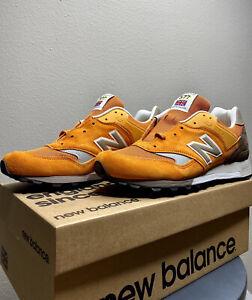 "New Balance 577 Made In UK ""English Tender"" (M577ETO Orange)"