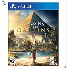 PS4 Assassin's Creed Origins 刺客教條 SONY PLAYSTATION Ubisoft Action Games