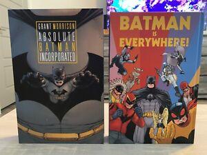 Absolute Batman Incorporated Grant Morrison DC Comics