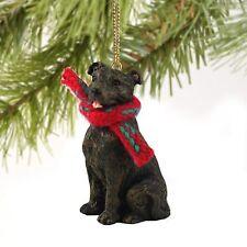 Conversation Concepts Staffordshire Bull Terrier Brindle Original Ornament