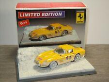 Ferrari 275 GTB - Model Best - Diorama Rally Monte Carlo - 1:43 in Box *40751