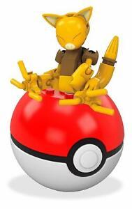Mega Construx Pokemon Series 1 Abra 34 pcs Set DYF05 Free Shipping