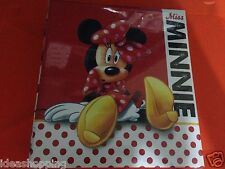 "album foto 100b. 13x19 ""MISS MINNIE"" DISNEY"