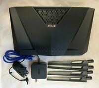 ASUS AC3100 Wi-Fi Dual-band Gigabit Wireless Router with 4 Ports(FOR PARTS ONLY)
