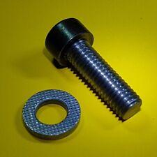 Linksgewinde Schraube M 8x25 Linksgewindeschraube DIN 912/8.8 hochfest Links
