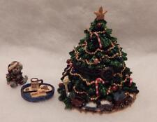 BOYDS TREASURE BOX, KRINGLE'S CHRISTMAS TREE / MCNIBBLE
