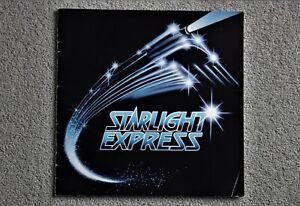 'Starlight Express' show programme - around 1989 date
