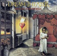 DREAM THEATER : IMAGES AND WORDS / CD