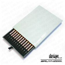 Bruynzeel Design-Alta Calidad Caja de 12 Lápices Grafito Artista - 2H a 9B