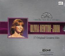 The Very Best of Olivia Newton-John 17 Original Greatest Hits CD HDCD NEW Music