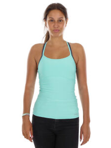 O'Neill Function Top Sports Top Tank Top Green X Breathable