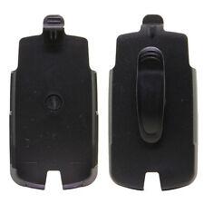 For Casio G'zOne Commando 811 Verizon Black Swivel Belt Clip Holster Hard Cover