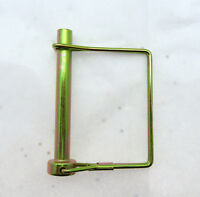 """PTO Pin ~ 5/16 inch Diameter X 2"""" length ~Zinc Plated Carbon Steel"""