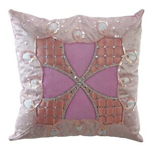 """Katherine's Collection Fifi Goes To Paris 18"""" Pink Pillow NEW #30-830107 RETIRED"""