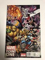 Marvel Point One (2012) #1 (NM) | 1st Sam Alexander Nova Variant !