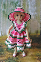 """Senydolls  OUTFIT FOR DOLLS 13"""" for  Effner Little Darling = Russian style 3"""