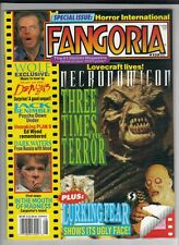 Fangoria  number 135  , August 1994 , Necronomicon , Wolf