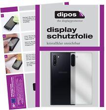 2x Samsung Galaxy Note 10 posteriore Pellicola Protettiva Protezione Schermo