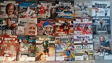 Sports illustrated magazine lot Football 2015-2016 lot