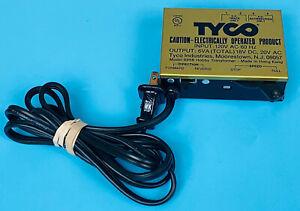 Tyco 899B HO Scale Hobby Train Railroad Transformer 6VA 18VDC 20VAC TESTED