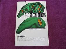 Vietnam War Novel Green Berets 6th Printing Robin Moore Nam Fiction John Wayne