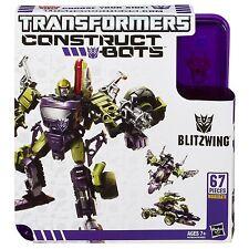 Transformers Construct-Bots Triple Changers Blitzwing Buildable Figure 69 Piece
