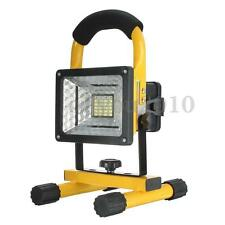 lampe de chantier 30W LED spots Projecteur Extérieur Etanche  Rechargeable