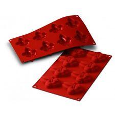Moule silicone 8 Fleurs de lys