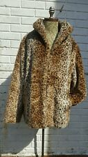 Faux Fur 1990s Vintage Coats & Jackets for Women