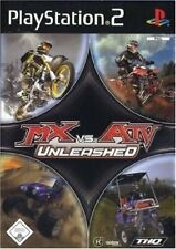 MX VS.ATV scatenato (Software PIRAMIDE) PLAYSTATION 2 Usato