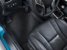 Genuine Hyundai I30 2012 Onward Rubber Floor Mats A6131ADE10