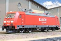 Acme 60052 185 244-1 Railion DB Logistic Livery Red, 2 Pantographs