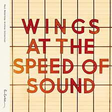 Paul McCartney & Win - At the Speed of Sound [New Vinyl] Gatefo