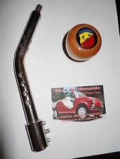 ASTA CURVA E POMELLO ABARTH CAMBIO FIAT 500 126 AUTO D'EPOCA  A095