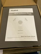 New Yealink CP920 HD IP Conference Phone